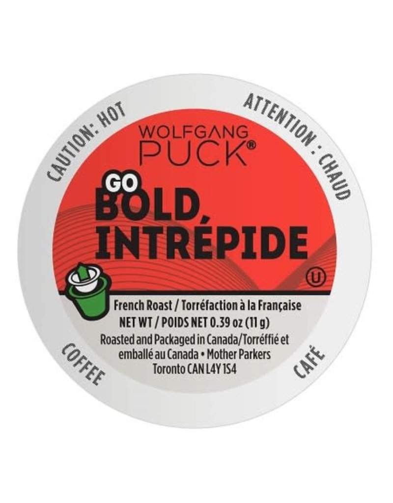 Wolfgang Puck Wolfgang Puck - Go Bold Interpide single