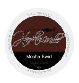 Hamilton Mills Hamilton Mills - Mocha Swirl single