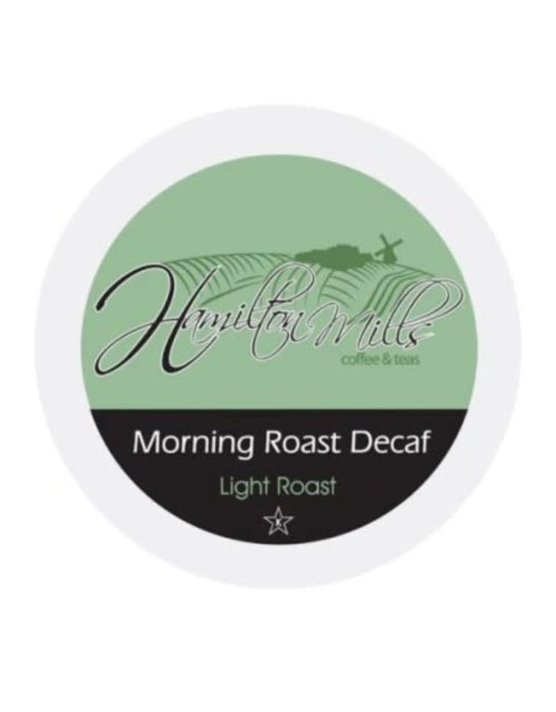 Hamilton Mills Hamilton Mills - Morning Roast Decaf single