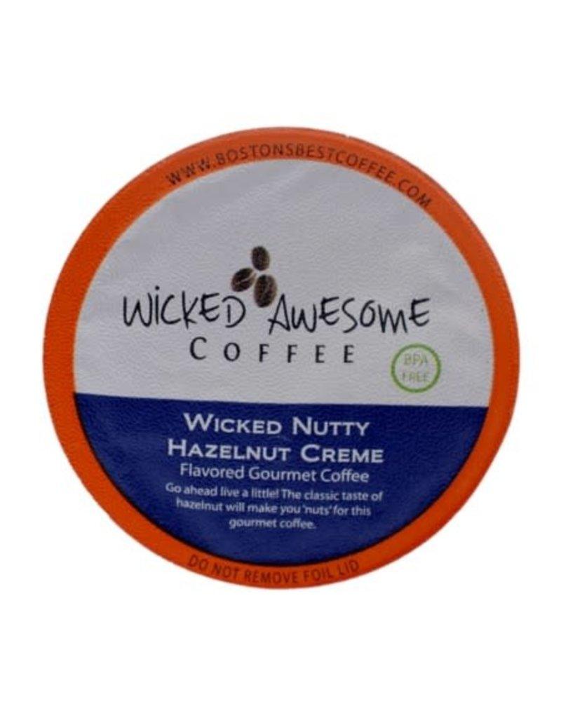 Wicked Wicked Awesome -  Nutty Hazelnut Creme single