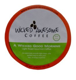 Wicked Wicked Awesome - Good Morning single