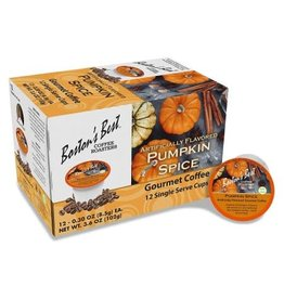Boston Best Boston Best - Pumpkin Spice (12 Count)