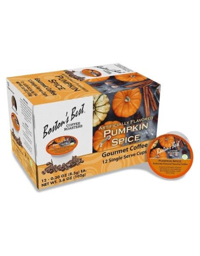 Boston Best Boston Best - Pumpkin Spice (12 Count)