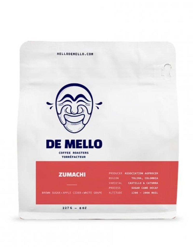 De Mello De Mello - Zumachi Decaf 227g