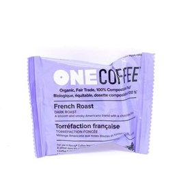 One Coffee One Coffee - French Roast single