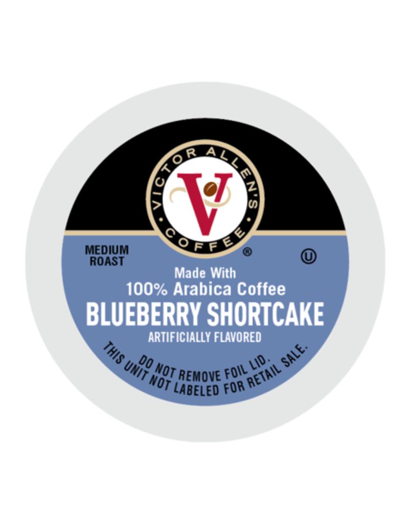 Victor Allen - Blueberry Shortcake single