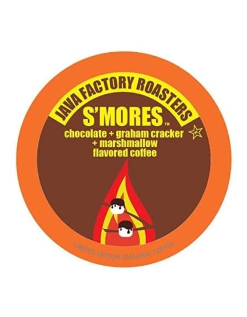 Java Factory Java Factory - S'mores single