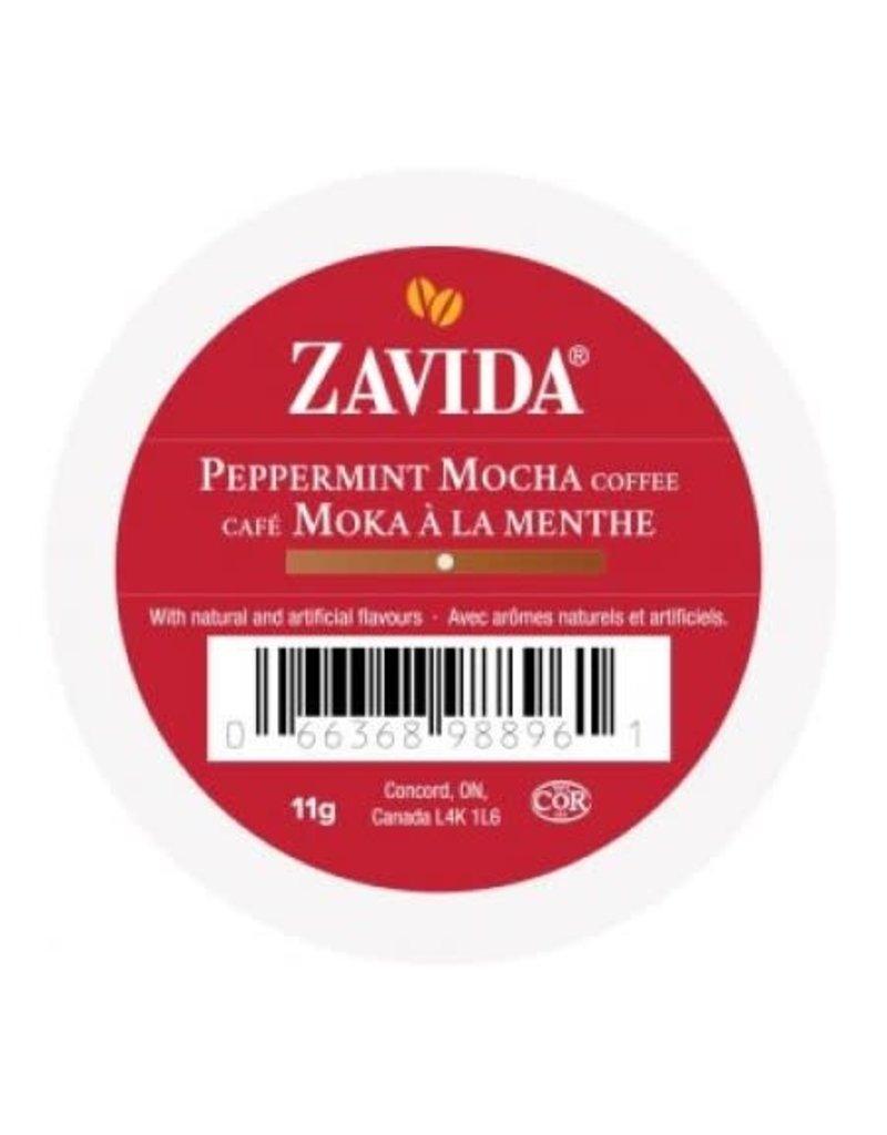 Zavida Zavida - Peppermint Mocha single