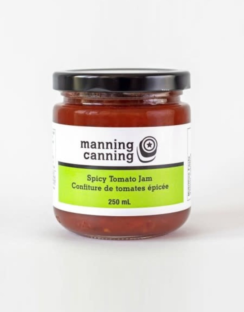 Manning Canning Manning Canning - Spicy Tomato Jam