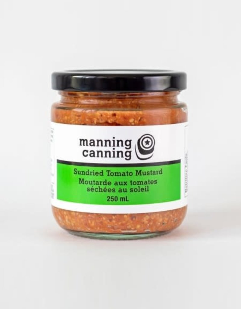 Manning Canning Manning Canning - Sundried Tomato Mustard