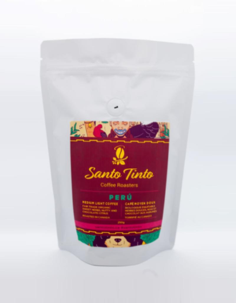 Santo Tinto - Peru Organic