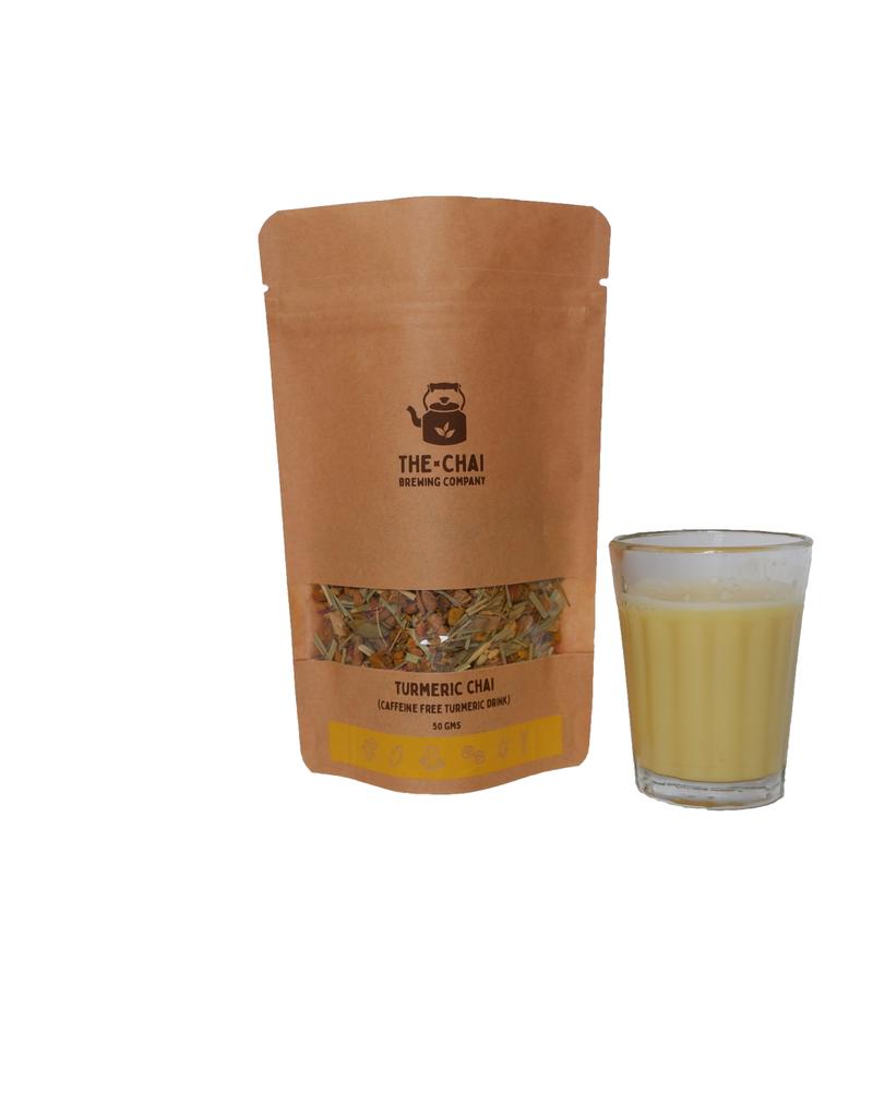 The Chai Brewing Co - Turmeric Chai