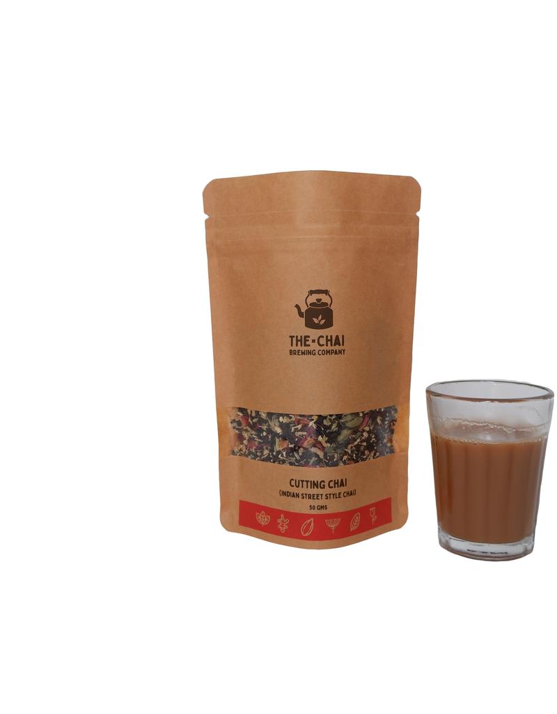 The Chai Brewing Co - Cutting  Chai
