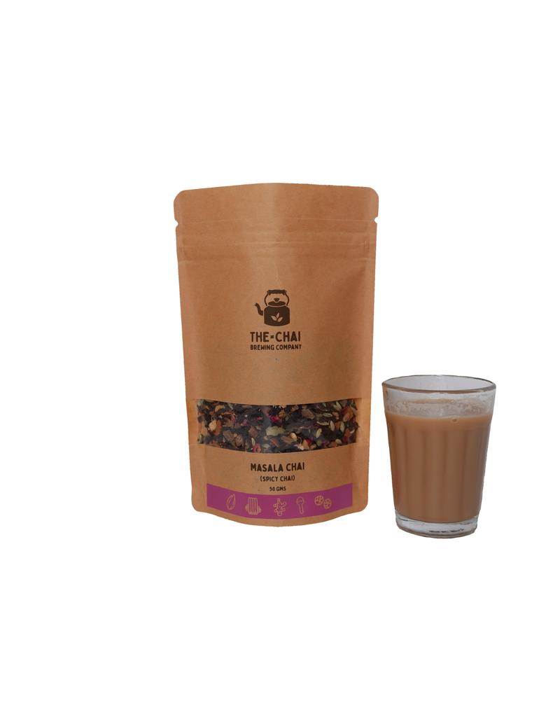 The Chai Brewing Co - Masala Chai