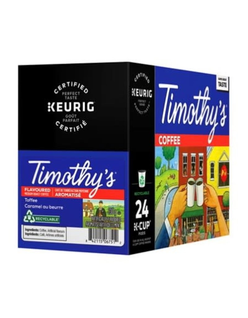 Timothy's Timothy's - Toffee