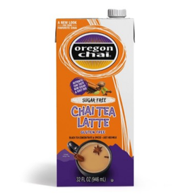 Oregon Oregon - Chai Tea Latte Sugar Free Concentrate