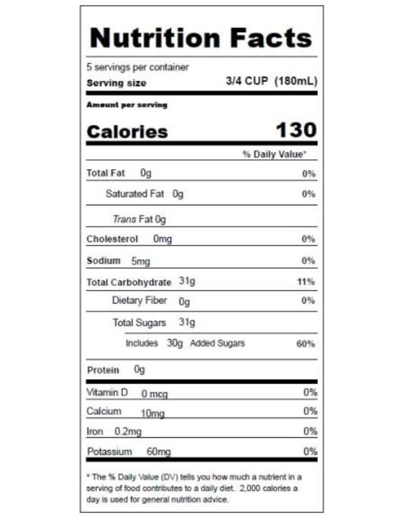 Oregon Oregon - Spiced Chai Tea Latte Concentrate