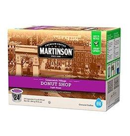 Martinson Coffee Martinson - Donut Shop