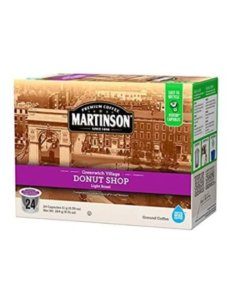 Martinson Coffee Martinson - Donut Shop