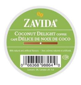 Zavida Zavida - Coconut Delight single