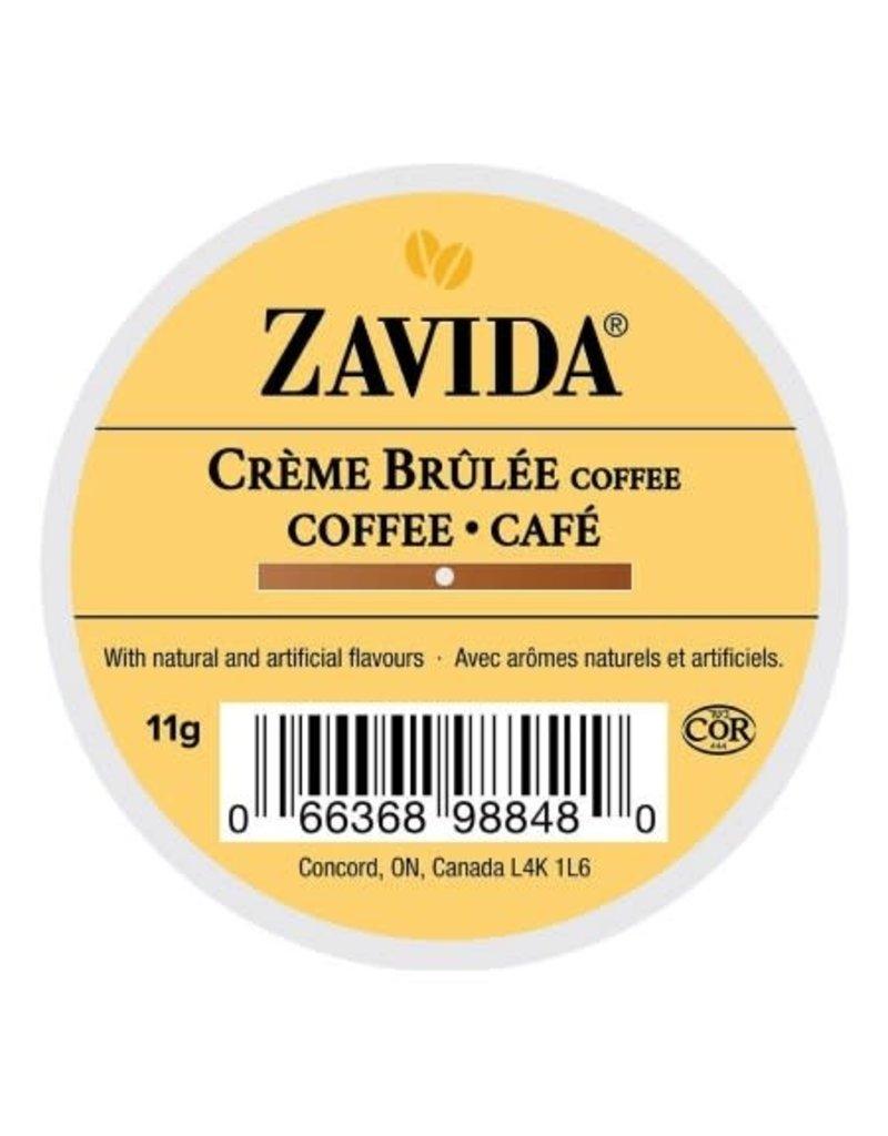 Zavida Zavida - Creme Brulee single
