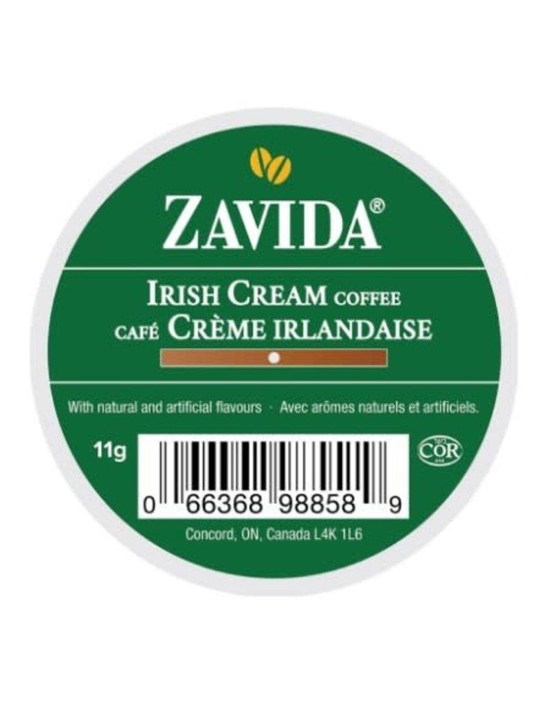 Zavida Zavida - Irish Cream single