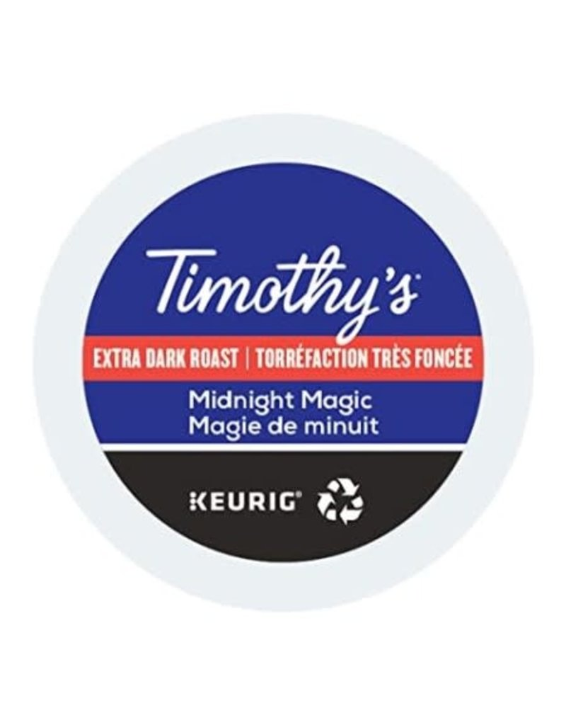 Timothy's Timothy's - Midnight Magic single