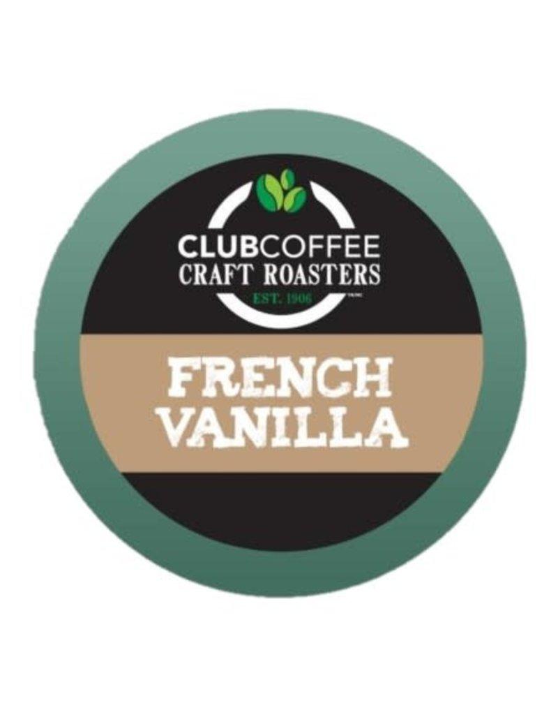 Club Coffee - French Vanilla single