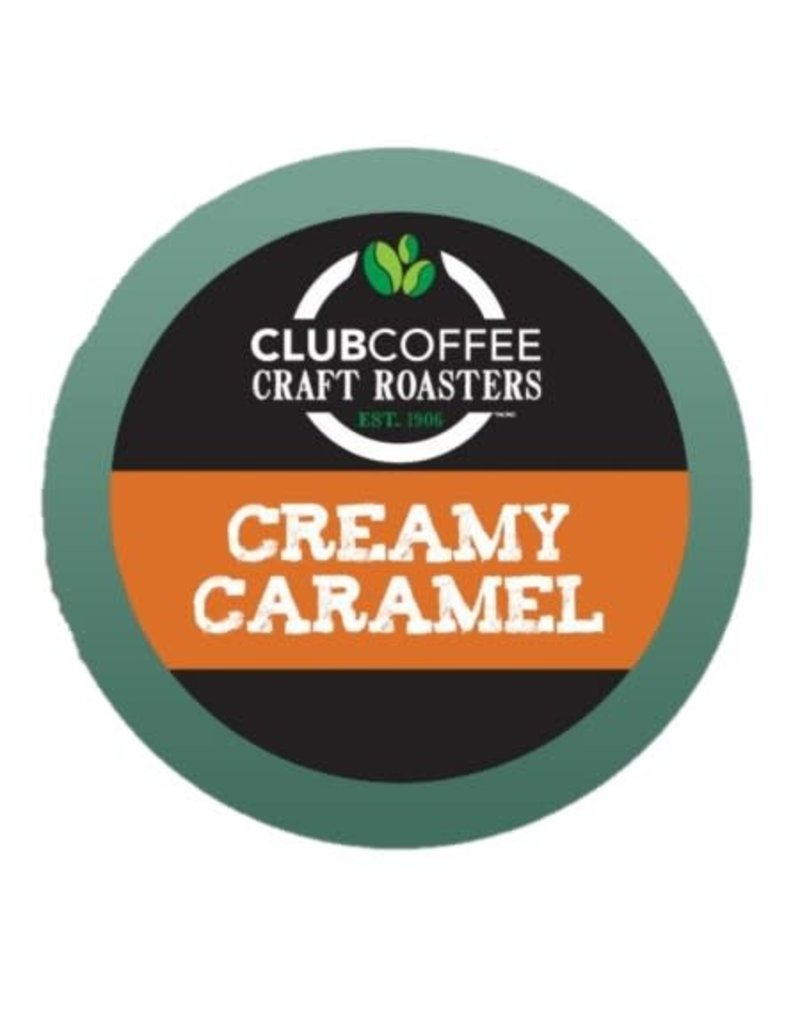 Club Coffee - Creamy Caramel single