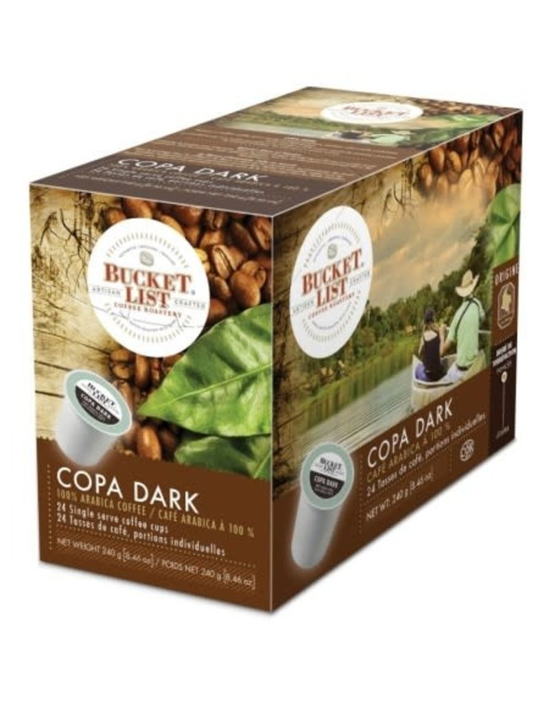 Bucket List Bucket List - Copa Dark