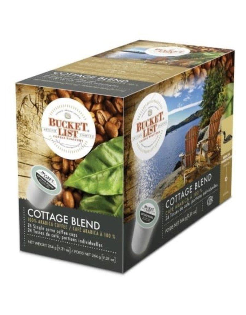 Bucket List Bucket List - Cottage Blend
