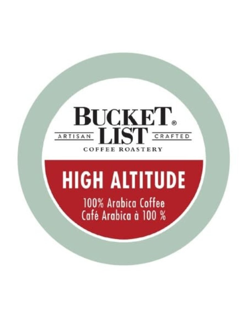 Bucket List Bucket List - High Altitude single