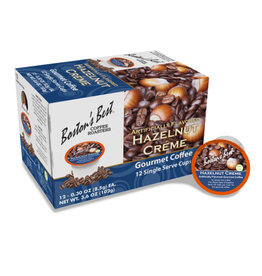 Boston Best Boston Best - Hazelnut Creme (12 Count)