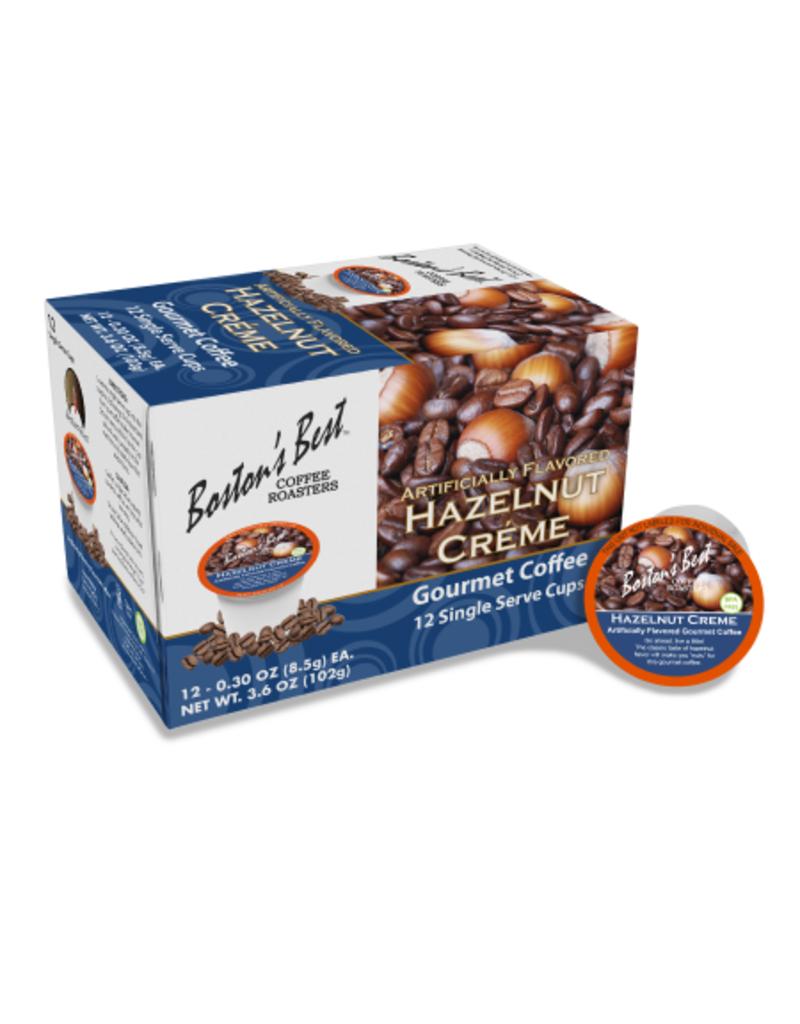 Boston Best Boston Best - Hazelnut Creme (12 Count)