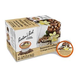 Boston Best Boston Best - Vanilla Hazelnut (12 Count)