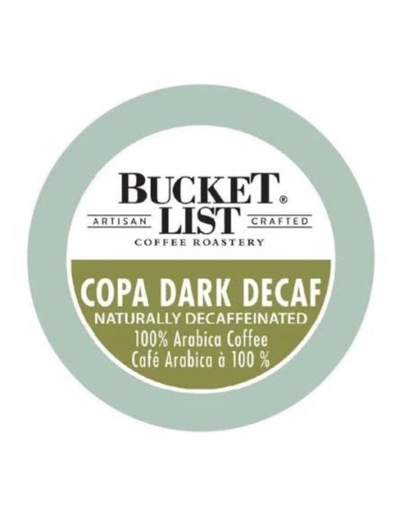 Bucket List Bucket List - Copa Dark Decaf single