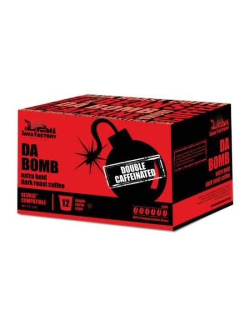 Java Factory Java Factory - Da Bomb (12 Count)