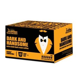 Java Factory Java Factory - Dark & Handsome (12 Count)