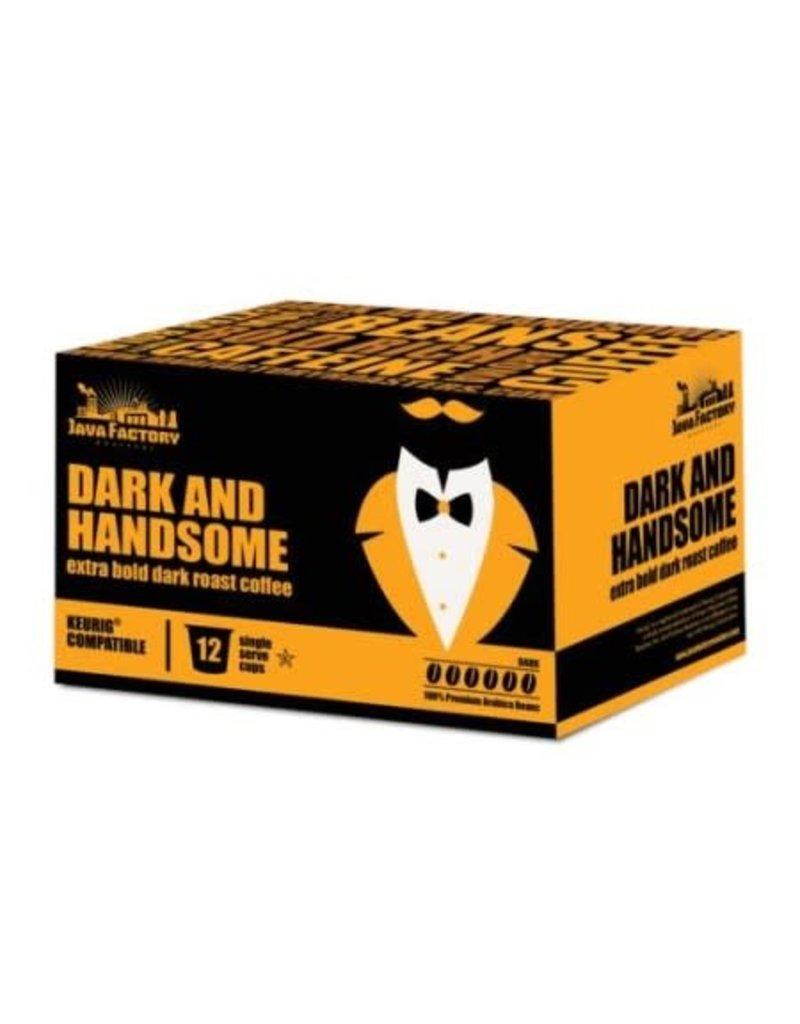 Java Factory Java Factory - Dark & Handsome (12 Count)