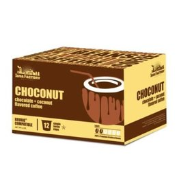 Java Factory Java Factory - Choconut (12 Count)