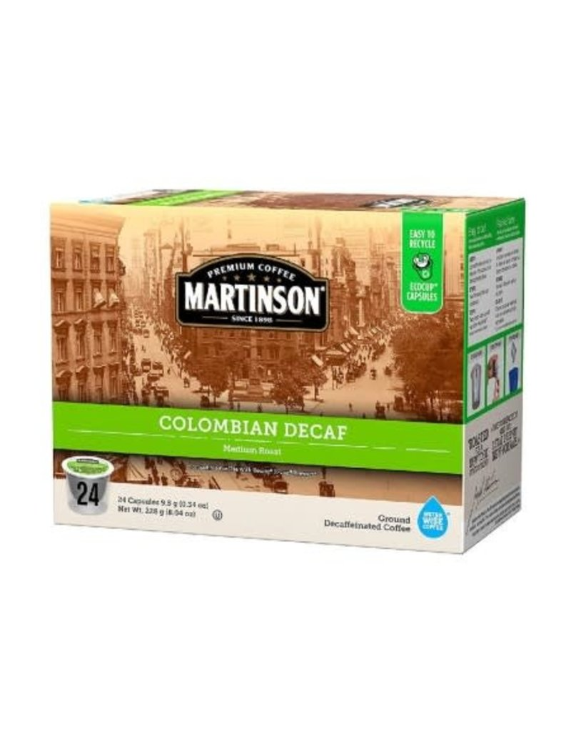 Martinson Coffee Martinson - Colombian Decaf