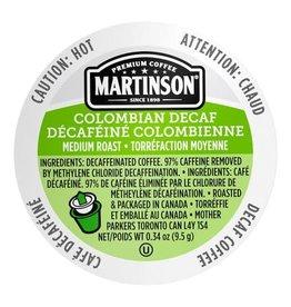 Martinson Coffee Martinson - Colombian Decaf single