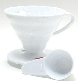 Hario Hario Pour Over V60-02 White