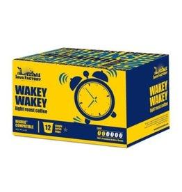 Java Factory Java Factory - Wakey Wakey (12 Count)
