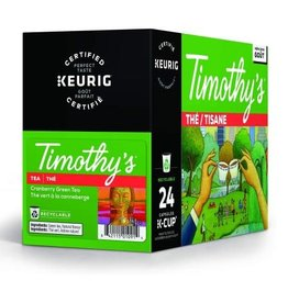 Timothy's Timothy's - Cranberry Green Tea
