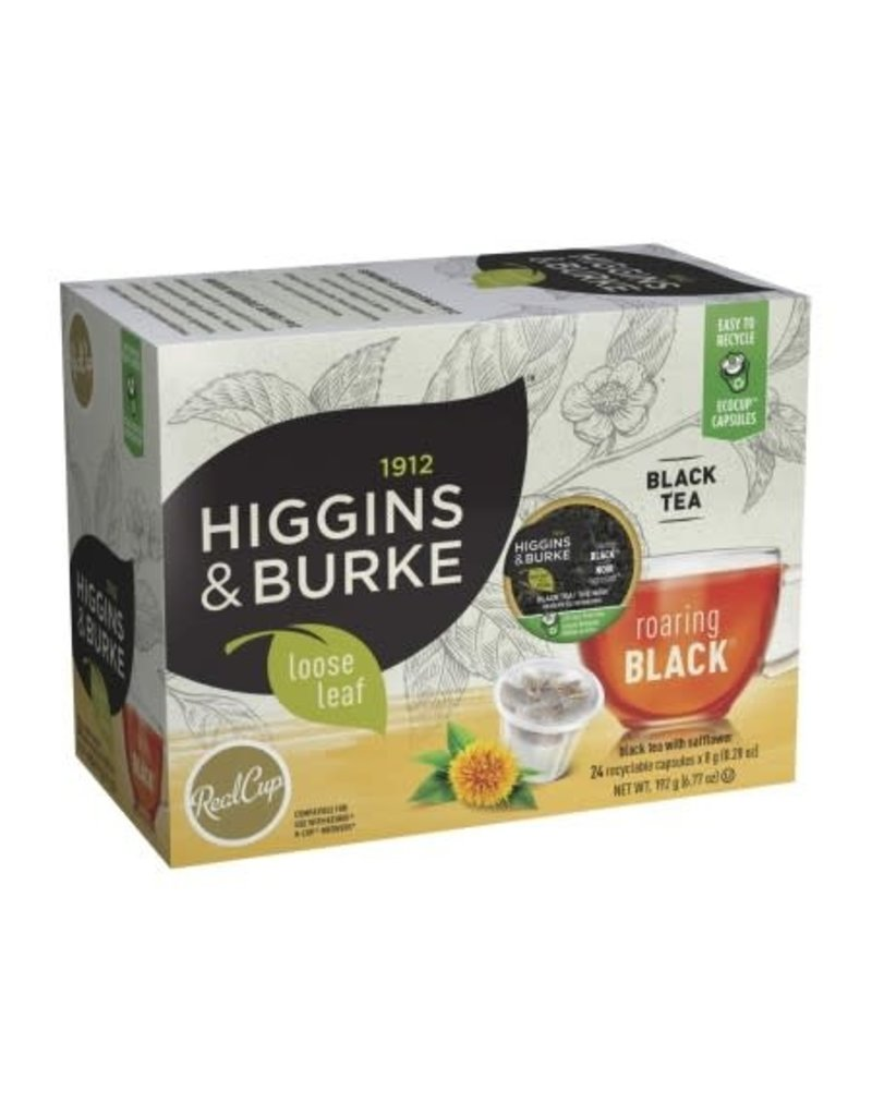 Higgins & Burke Higgins & Burke - Roaring Black