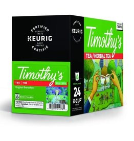 Timothy's Timothy's - English Breakfast Decaf