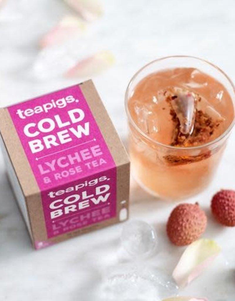 Teapigs - Cold Brew Lychee & Rose Tea