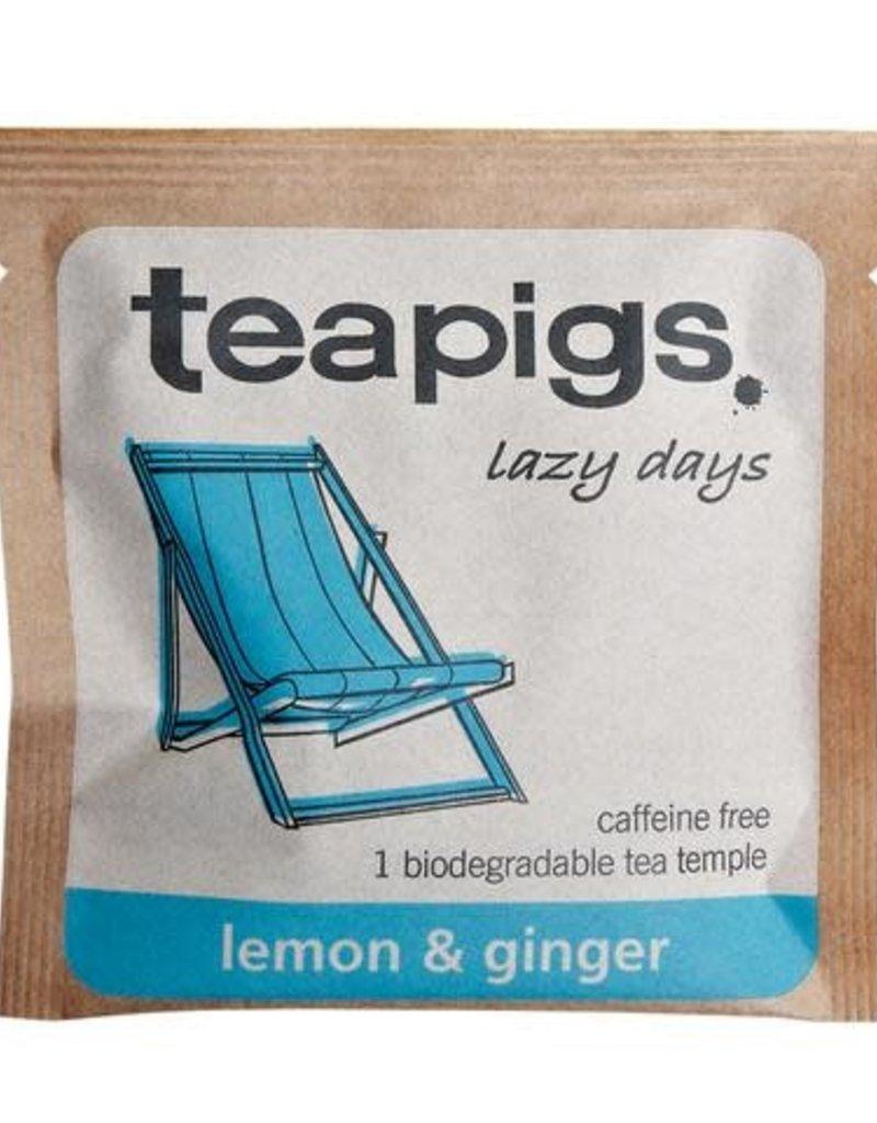 Teapigs - Lemon and Ginger
