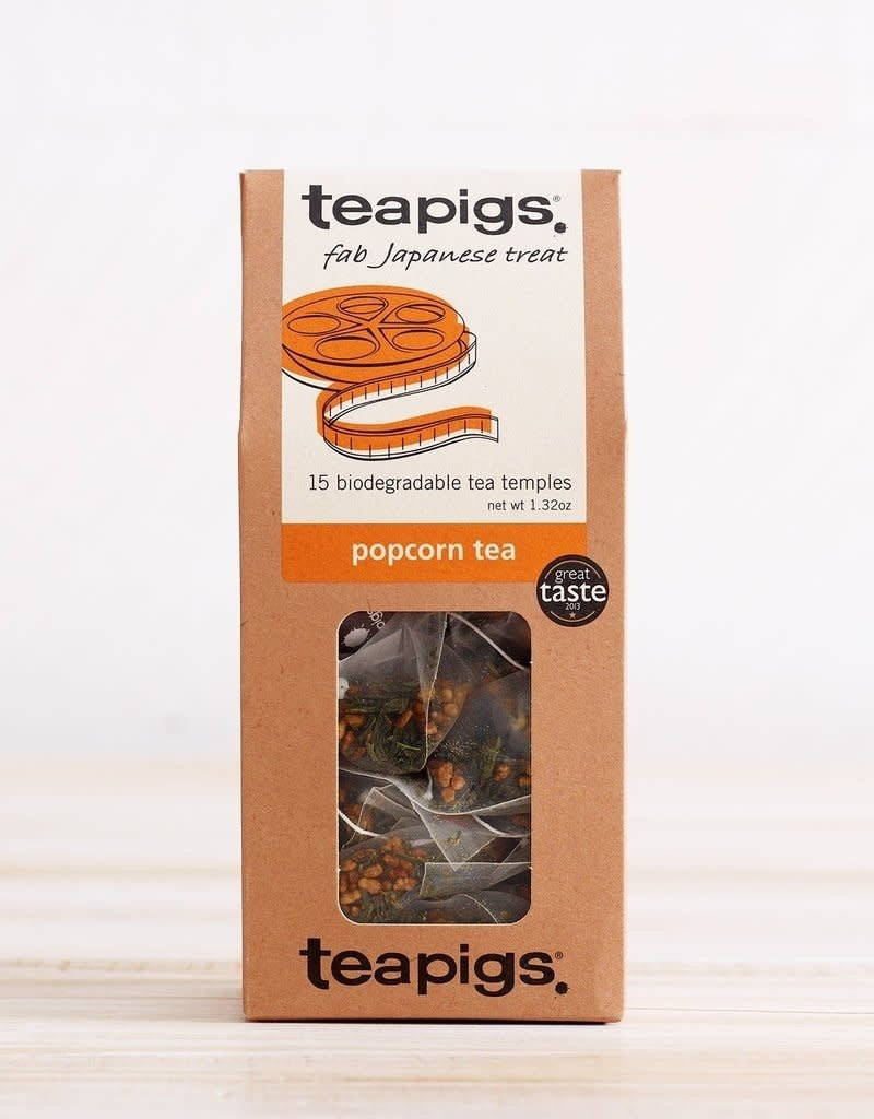 Teapigs - Popcorn Tea
